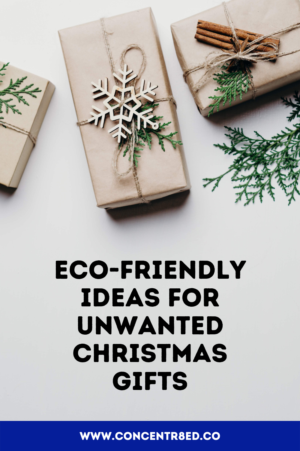 Eco-friendly ideas for unwanted Christmas gifts