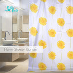 Load image into Gallery viewer, Quality Home Shower Curtain (Sunflower)