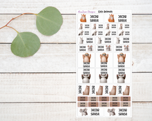 Load image into Gallery viewer, Name Labels - Cute Animals-Name Label Stickers-AnaJosie Designs