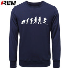 Load image into Gallery viewer, Mens LONG Crew Neck  sweater FREE SHIPPING