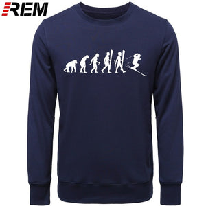 Mens LONG Crew Neck  sweater