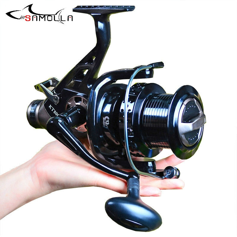 SAMOLLA   Metal Fishing Reel