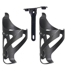 Load image into Gallery viewer, Full Carbon Fiber Bicycle Water Bottle Cage