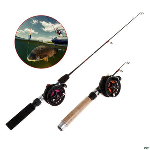 Ice Fishing Rod With Reel