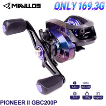 Load image into Gallery viewer, Mavllos Pioneer II  Bait casting Reel