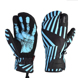 Boodun Thermal Unisex 3 finger thermal gloves FREE SHIPPING