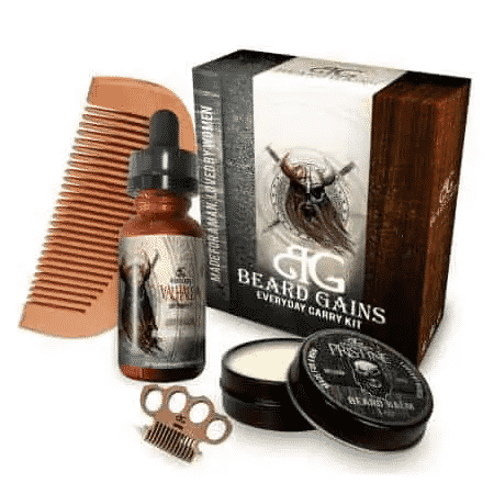 Every Day Beard Care Kit