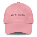 Pity The Beardless Dad Hat