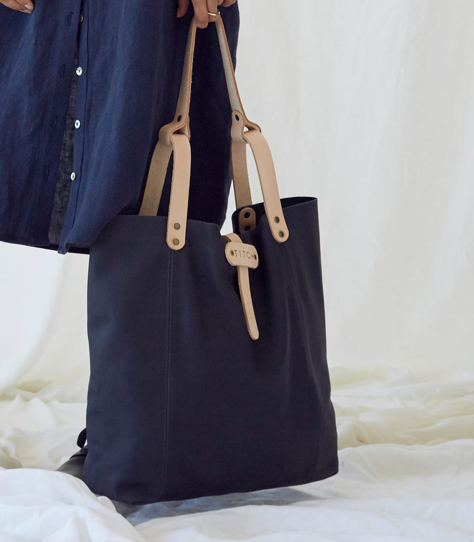 The Evie Slouch Tote