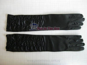 Elegant Black glove (Long)