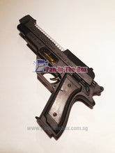 Load image into Gallery viewer, Plastic Toy Gun w/LED light