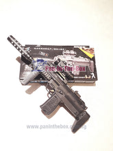 Load image into Gallery viewer, Toy Machine Gun w/LED light