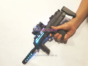 Toy Machine Gun w/LED light