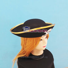 Load image into Gallery viewer, Pirate Hat (Gold)