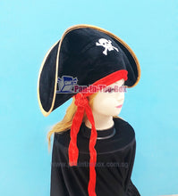 Load image into Gallery viewer, Captain Pirate Hat