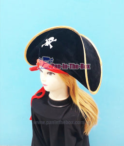 Captain Pirate Hat