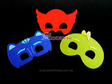 Load image into Gallery viewer, PJ mask (SET OF 3)