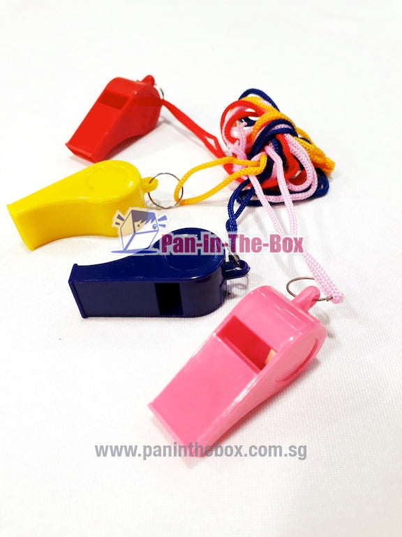 Party Whistle (Set of 4)
