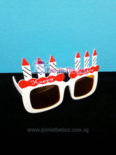 Load image into Gallery viewer, Happy Birthday Glasses