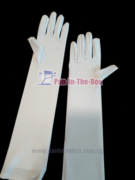 White Gloves (Long)