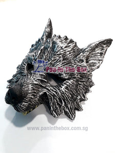 Wolf Rubber Mask