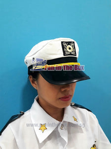 Sailor Captain Hat 2