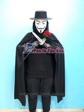 Load image into Gallery viewer, V For Vendetta Costume