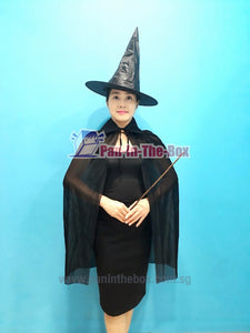 Black Witch Costume 1