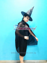 Load image into Gallery viewer, Black Witch Costume 1