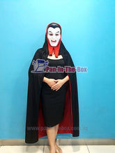 Load image into Gallery viewer, Vampire Mask With Cape
