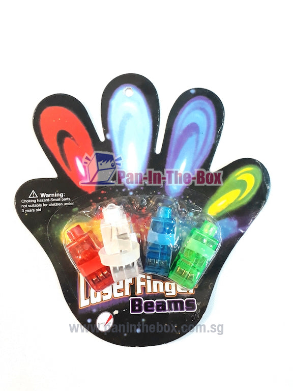 LED Laser Finger