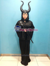Load image into Gallery viewer, Maleficent Costume