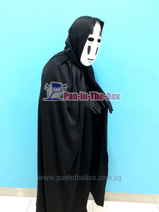 No Face Costume