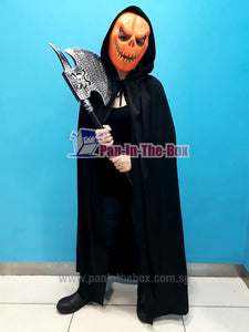 Pumpkin Mask Costume