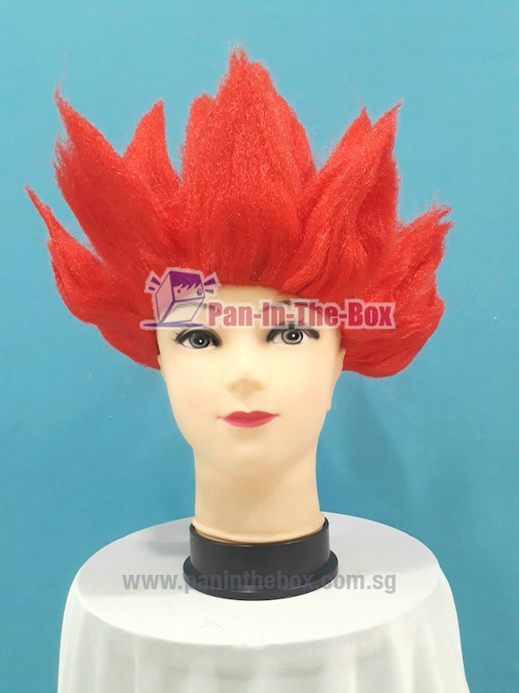 Red Character Hair Wig