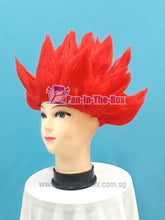 Load image into Gallery viewer, Red Character Hair Wig