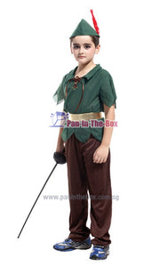 Petar Pan Kids Costume