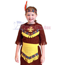 Load image into Gallery viewer, Indian Girl Kids Costume