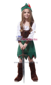 Peter Pan Princess Kids Costume