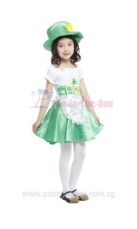 Irish Girl Costume