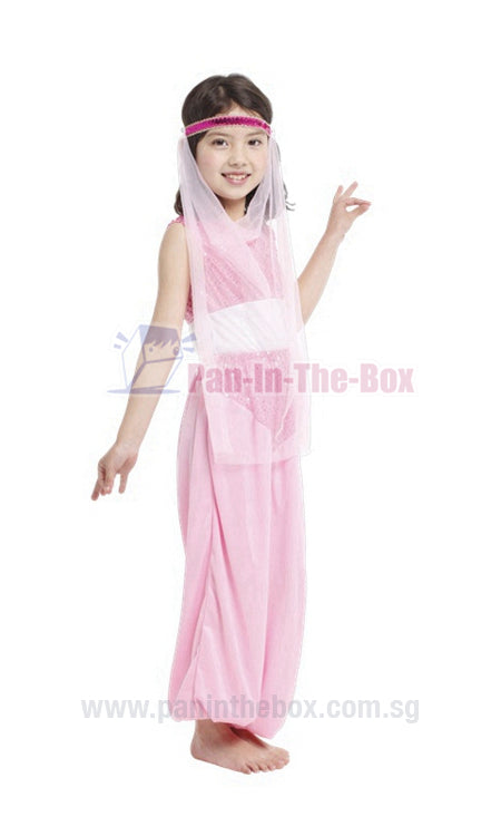 Arabian Princess Kids Costume