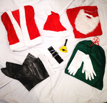 Load image into Gallery viewer, Christmas Santa Claus Costume