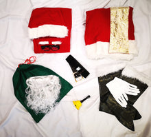 Load image into Gallery viewer, High Quality Christmas Santa Claus Costume