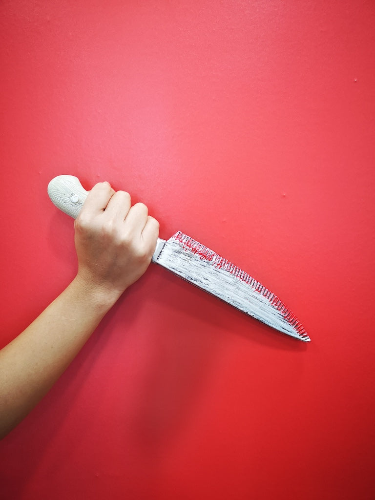 Bloody Knife / Halloween Prop