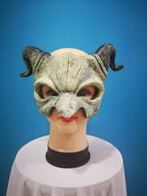 Load image into Gallery viewer, Rubber Devil Mask
