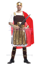 Load image into Gallery viewer, Roman Warrior Costume 1