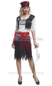 Pretty Pirate Costume 11