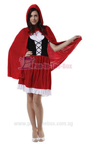 Little Red Riding Hood Costume 2