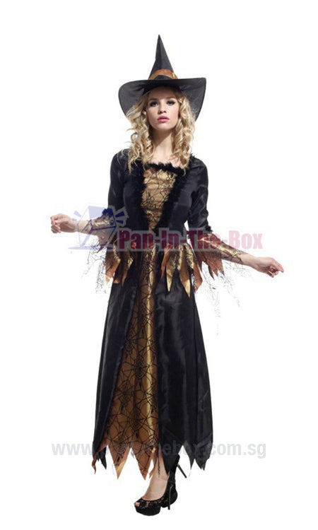 Noble Witch Costume