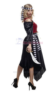 Pretty Pirate Costume 9